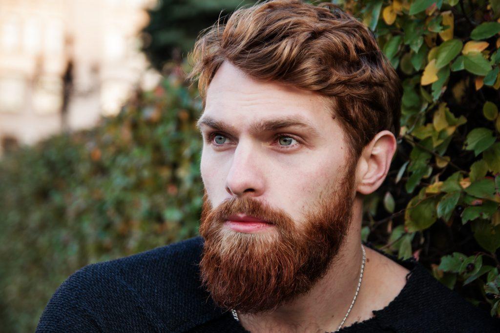 baard producten voor mannen